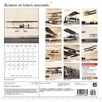 Biplanes on historic postcards - zum Schließen ins Bild klicken