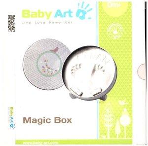 Magic Box, Rund, Confetti