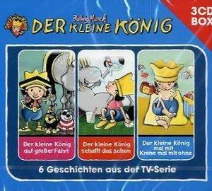 Der kleine König - Hörspielbox Vol. 2