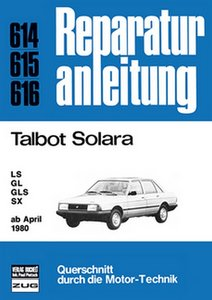Talbot Solara ab April 1980