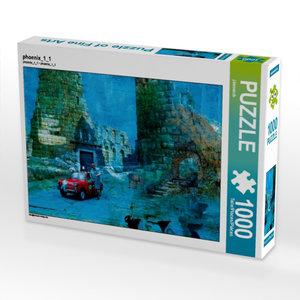 phoenix_1_1 1000 Teile Puzzle quer