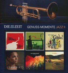 DIE ZEIT: Genuss-Momente Jazz Vol.2