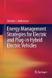 Energy Management Strategies for Electric and Plug-in Hybrid Ele