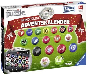 AK Bundesliga Adventskalender 2018