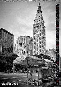 NEW YORK CITY Monochrome Ansichten