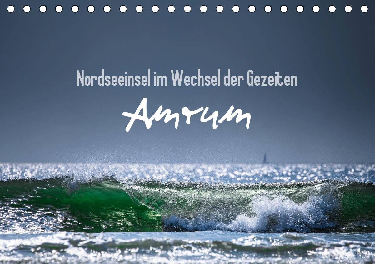 Amrum - Nordseeinsel im Wechsel der Gezeiten - zum Schließen ins Bild klicken
