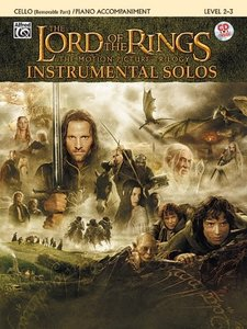 The Lord of the Rings, The Motion Picture Trilogy, w. Audio-CD,