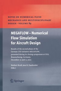 MEGAFLOW - Numerical Flow Simulation for Aircraft Design