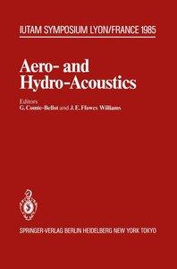 Aero- and Hydro-Acoustics