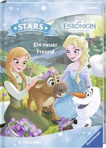 Leselernstars Disney Die Eiskönigin: Ein neuer Freund
