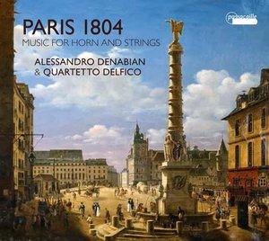 Paris 1804-Werke für Horn und Streicher