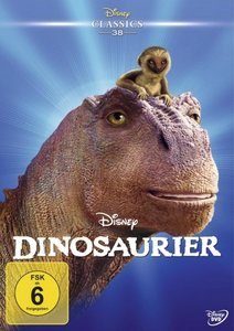 Dinosaurier, DVD