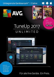 AVG TuneUp 2017 Unlimited