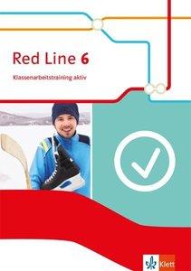 Red Line 6. Klassenarbeitstraining aktiv mit Multimedia-CD Klass