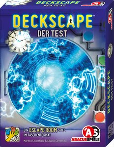 Deckscape - Der Test (Spiel)