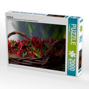 Chillikorb 2000 Teile Puzzle quer