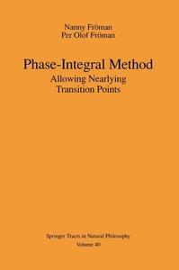 Phase-Integral Method