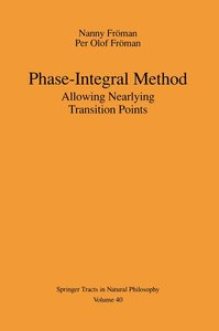 Phase-Integral Method