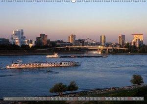 Düsseldorf - Architektur (Wandkalender 2019 DIN A2 quer)