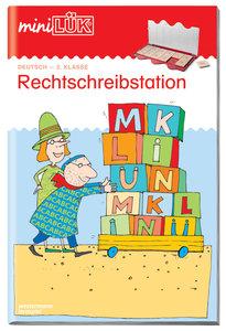 LÜK mini. Rechtschreibstation 2. Klasse