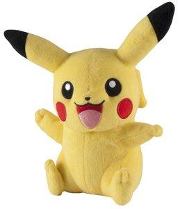 Pokémon Pikachu Plüsch (neue Pose)