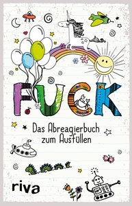 FUCK - Das Ausfüllbuch