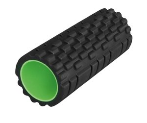 Schildkröt 960033 - Fitness Myofascial Roll, Black/Green, 960033