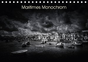 Maritimes monochrom