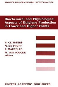 Biochemical and Physiological Aspects of Ethylene Production in