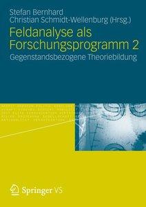 Feldanalyse als Forschungsprogramm 2