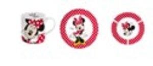 Disney MGL0000007 - Frühstücks-Set aus Keramik, bestehend aus Ta