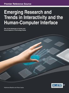 Emerging Research and Trends in Interactivity and the Human-Comp