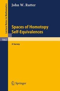 Spaces of Homotopy Self-Equivalences - A Survey