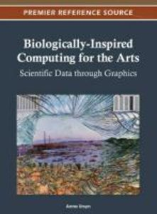 Biologically-Inspired Computing for the Arts: Scientific Data Th