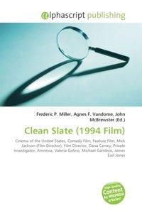 Clean Slate (1994 Film)