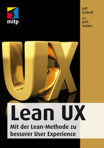 Lean User Experience (mitp Professional)