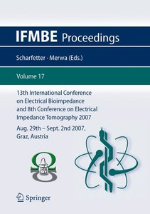 13th International Conference on Electrical Bioimpedance and 8th