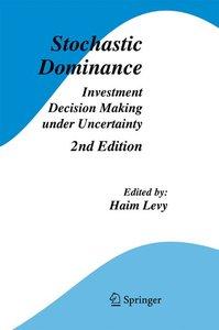 Stochastic Dominance