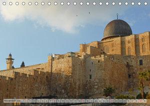 Kirchen, Synagogen, Moscheen in Jerusalem