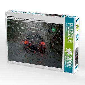 Schittwetter 2000 Teile Puzzle quer