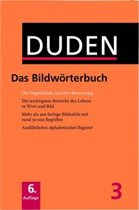 Duden 03. Das Bildwörterbuch
