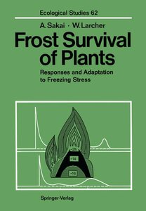 Frost Survival of Plants