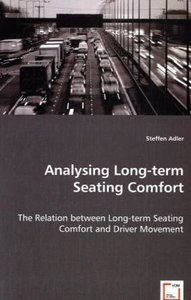 Analysing Long-term Seating Comfort