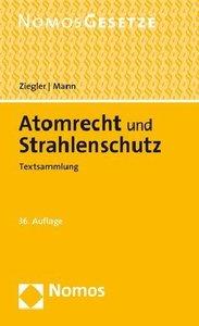 Atomgesetz mit Verordnungen