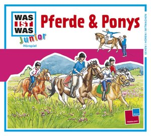 Was ist Was junior Geschenk-Set: Pferde und Ponys