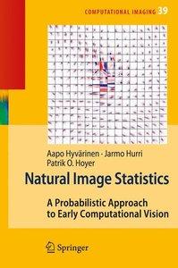 Natural Image Statistics
