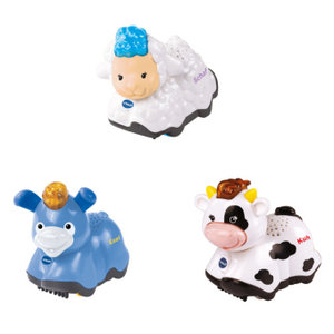 Tip Tap Baby Tiere - Set 5