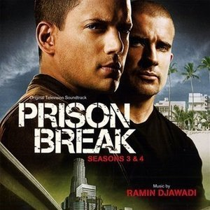 Prison Break-Seasons 3 & 4