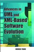 Software Evolution with UML and XML - zum Schließen ins Bild klicken