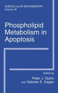 Phospholipid Metabolism in Apoptosis